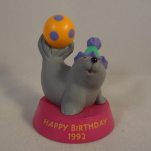 1992 Seal Happy Birthday
