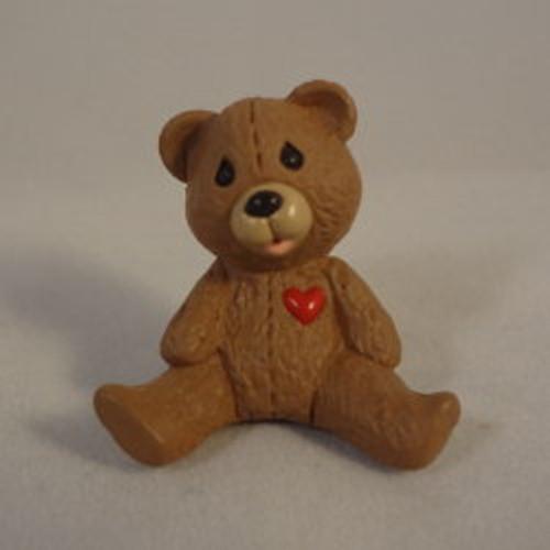 1992 Tiny Teddy Bear