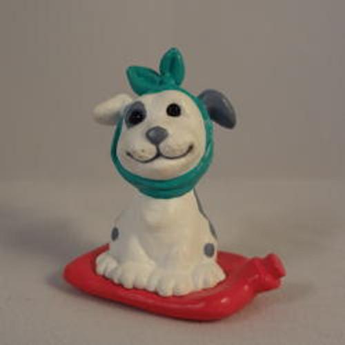 1990 Get Well Puppy