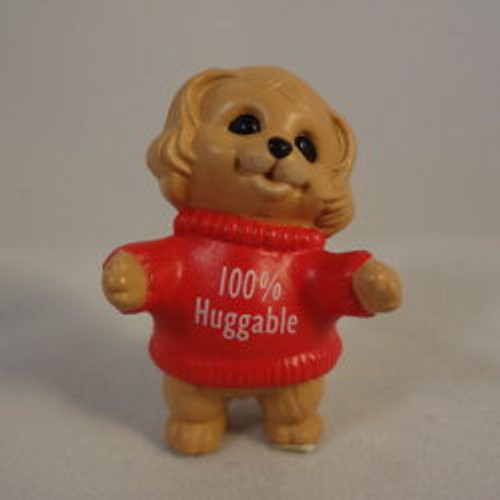 1990 Huggable Puppy
