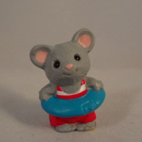 1990 Mini Mouse With Innertube