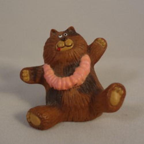 1987 Purrsonality Cat - Josh