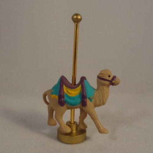 1991 Carousel Camel