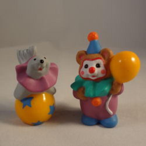 1996 Happy Birthday Clowns #2