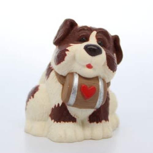 1995 St. Bernard Dog