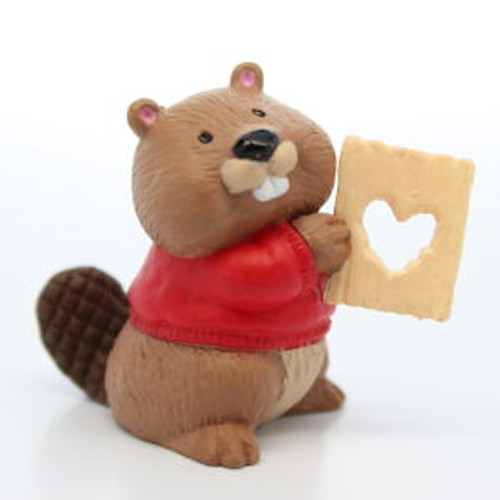 1994 Beaver With Card