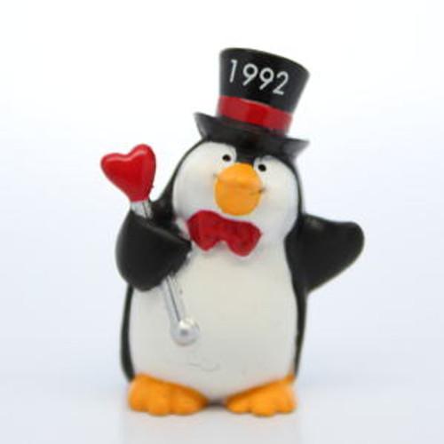 1992 Penguin In Tuxedo
