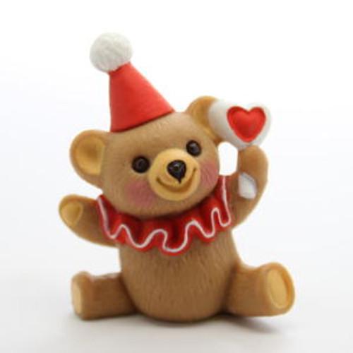 1987 Mini Clown Teddy