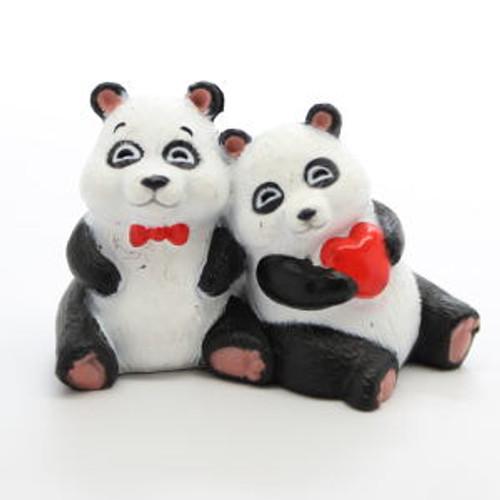 1986 Panda Pair