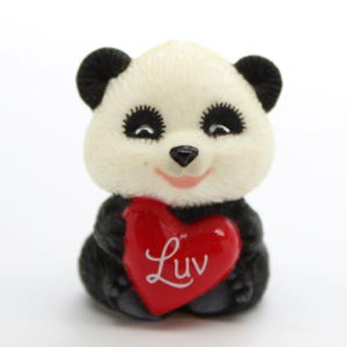1984 Panda With Heart
