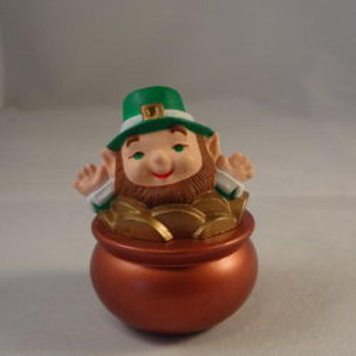 1995 Leprechaun And Pot Of Gold