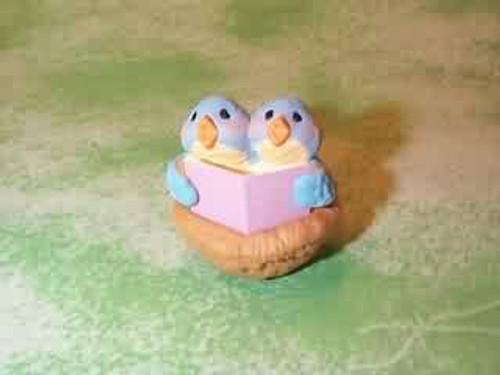 1994 Birds In Nest