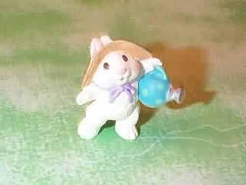 1994 Rabbit With Watering Can
