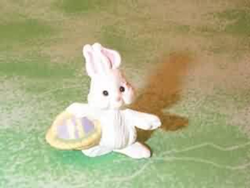 1993 Bunny With Basket