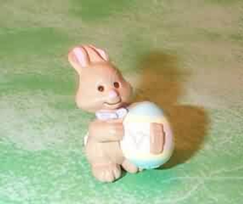 1993 Bunny With Egg