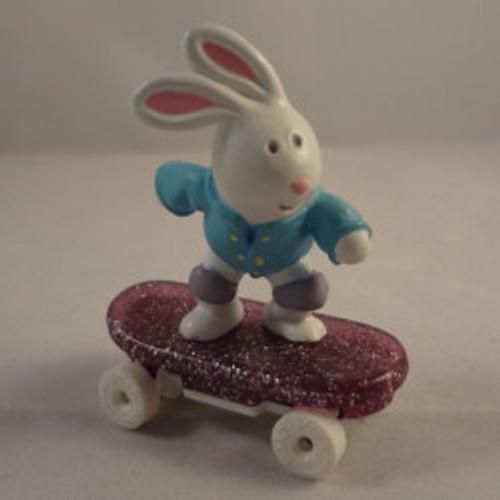 1989 Bunny On Skate Board