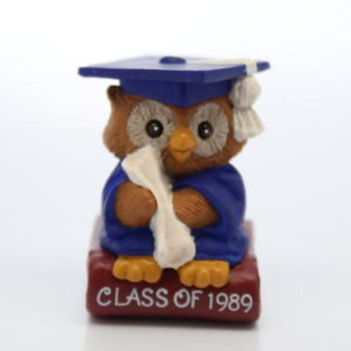 1989 Mini Graduate Owl