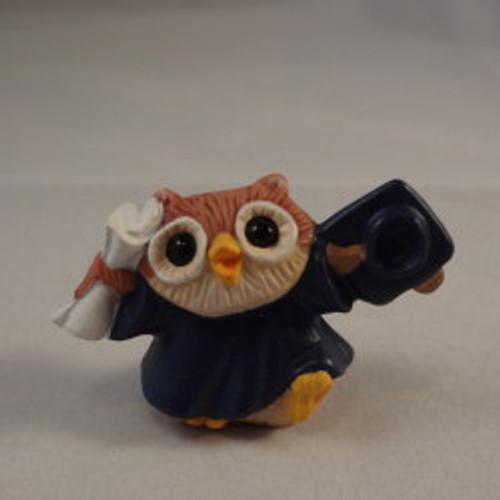 1986 Mini Graduate Owl