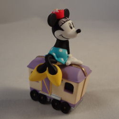 1998 Mickey'S Express - Minnie'S Luggage Car