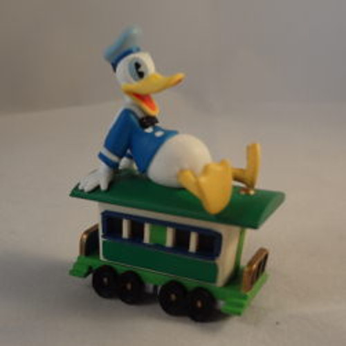 1998 Mickey'S Express - Donald'S Passenger Car