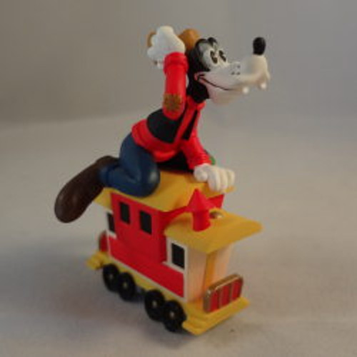 1998 Mickey'S Express - Goofy'S Caboose
