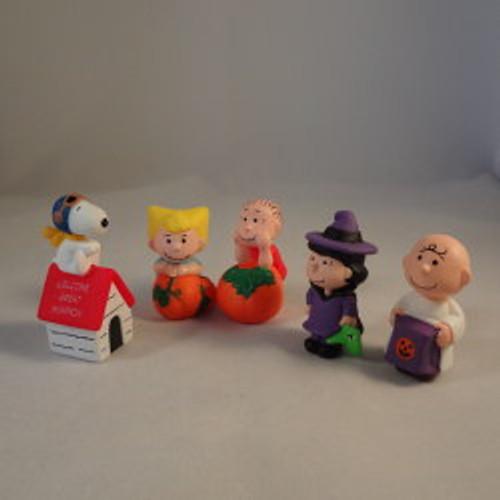1996 Peanuts Pumpkin Patch - 5