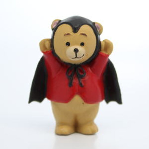 1993 Bear Dressed As Bat
