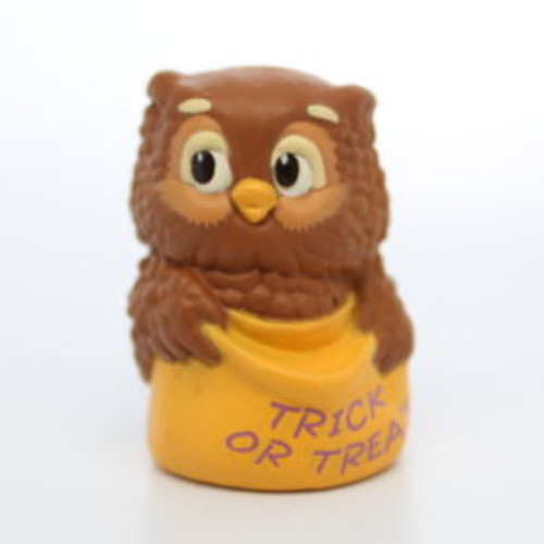 1988 Trick Or Treat Owl