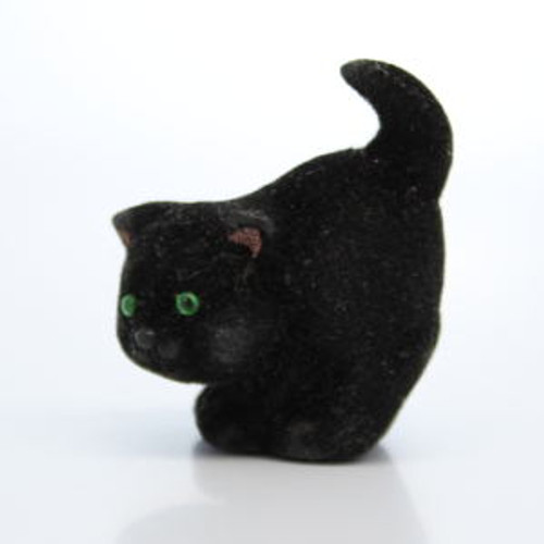 1984 Mini Black Kitten