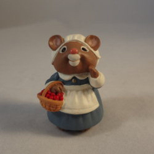 1995 Pilgrim Mouse - Cranberry