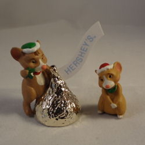 1998 Hershey'S Mice - Set Of 2