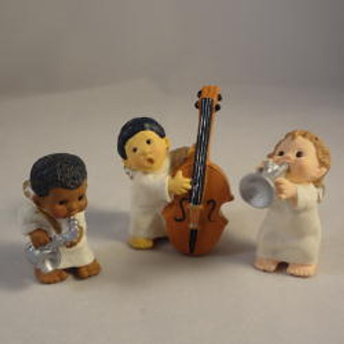 1997 Holiday Harmony - Set Of 3