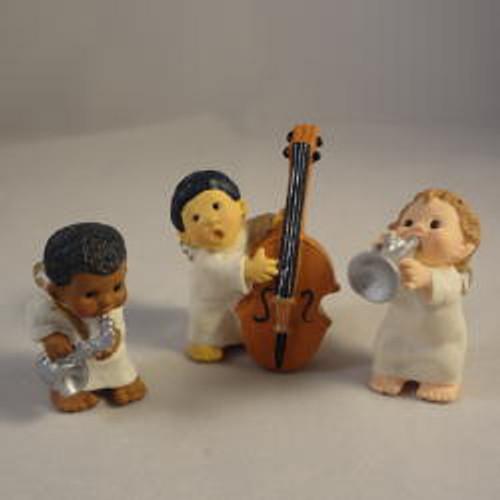 1997 Holiday Harmony - Set Of 3