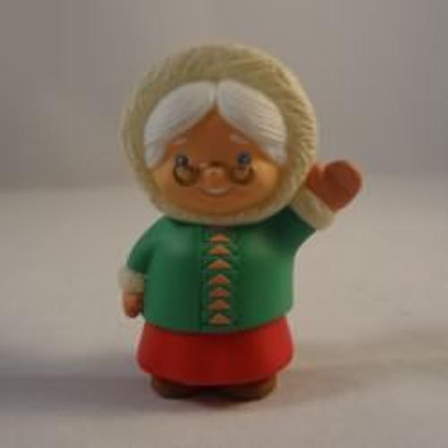 1994 Mrs. Claus Eskimo
