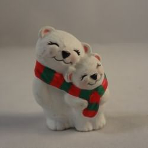 1994 Polar Bear Couple