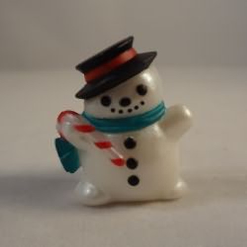 1994 Snowman With Hat
