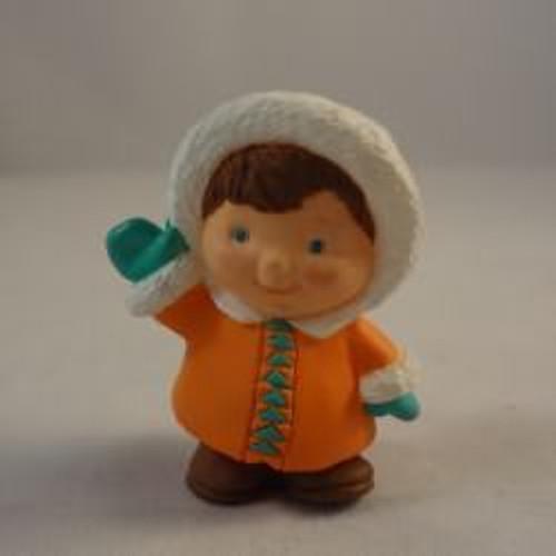 1993 Eskimo Child