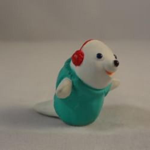 1993 Seal With Earmuffs