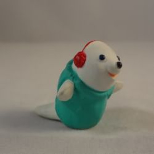 1993 Seal With Earmuffs