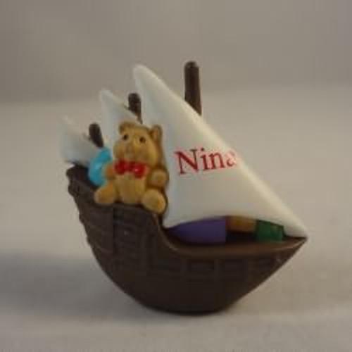 1992 Nina Ship