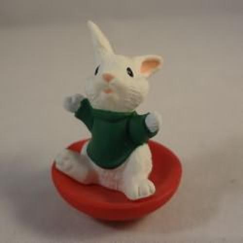 1992 Rabbit On Disc Sled