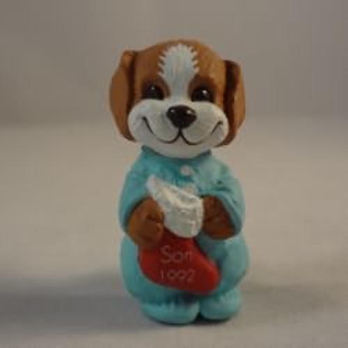 1992 Son Dog In P.J.'S