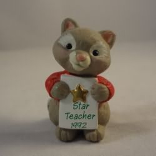 1992 Star Teacher Cat
