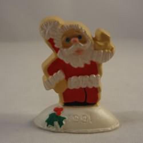 1991 Cookie Santa