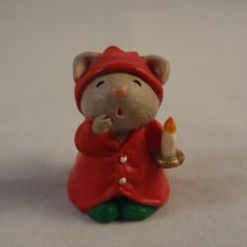 1991 Mouse With Candle