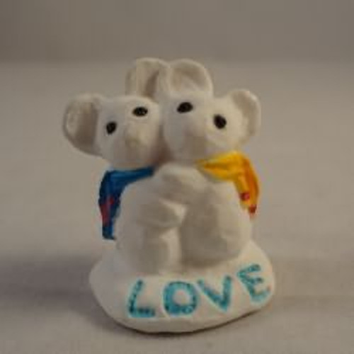 1991 Snow Mouse Love