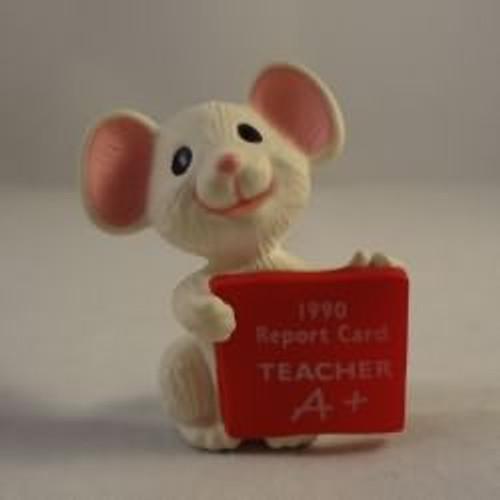 1990 Teacher Mouse