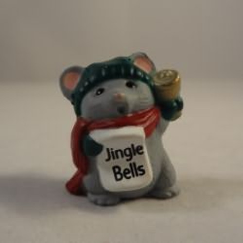 1989 Grey Mouse Caroler