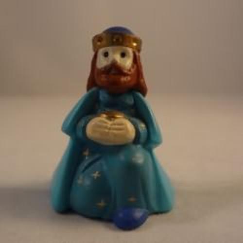 1989 Nativity Blue King