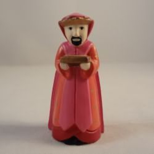1989 Nativity Pink King